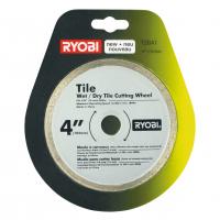 RYOBI TSBA1 102mm diamantový kotouč pro řezačku na dlažbu a obklady 5132002473