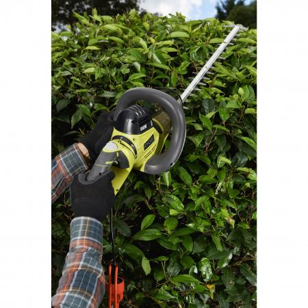 RYOBI RHT5555RS 550W Elektrický plotostřih, délka lišty 55cm, šíře střihu 26mm 5133002121