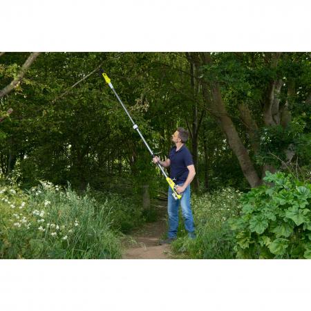RYOBI RY18PLA 18V Akumulátorové tyčové nůžky na větve 5133004575